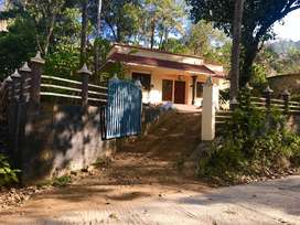 25 cent plot and 1200 sq ft 3bhk house