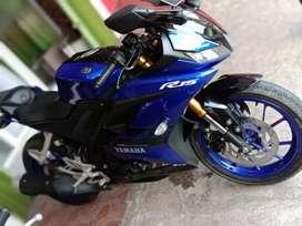 Yamaha r 15 all new yzf THN 2018 cash/kredit elegent ajib