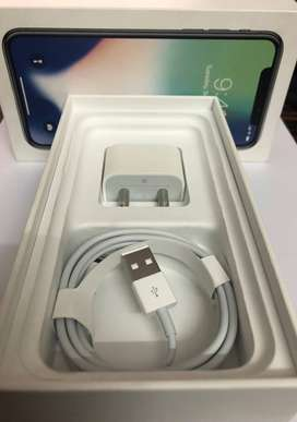 iPhone X Charger and cable new and unused for 799/-