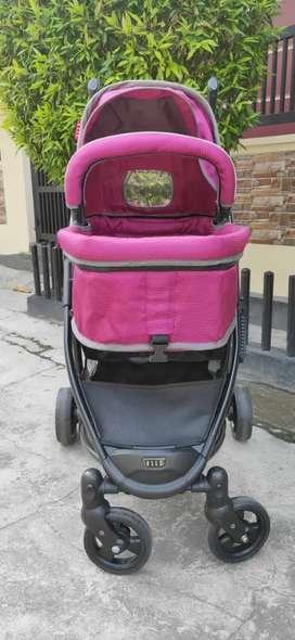Stroller Baby Elle Malibu