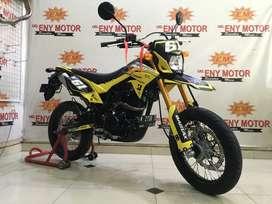 02 Kawasaki D-tracker SE th 2019 barang mulus #Eny Motor#
