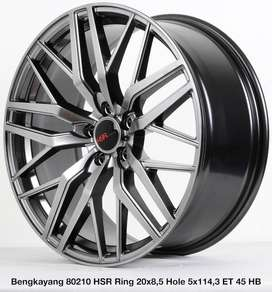 Jual Velg Racing Utk HRV Terios CX5 Xpander Accord Alphard Harrier Dll