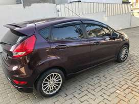 Ford Fiesta 1.4 trend 2011 AT cakep