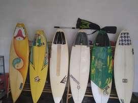 Surfboard secand hand no refound
