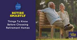 Are you Looking Retirement Homes in Coimbatore - Contact Us