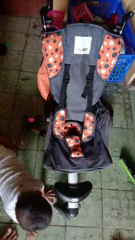 Stroller ispot cocolate