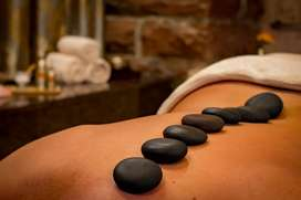 Massage therapy With Ayurvedic treatment  for Fimale customers