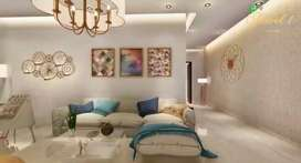 3 Bed Luxury Apartment For Sale On Installments in gulberg