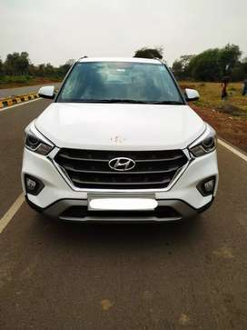 Hyundai Creta 2019 Top model Diesel Automatic Well Maintained