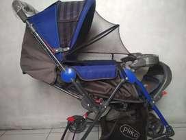 Stroller bayi serba guna
