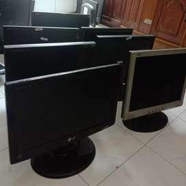 LCD MONITOR 15 an Kotak kondisi Normal