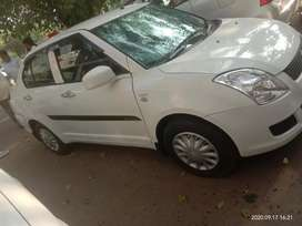Excellent Car swift dzire 2015