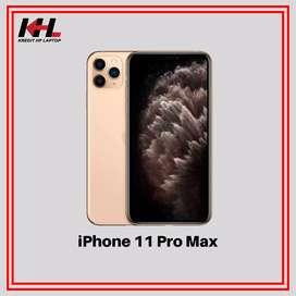 iPhone 11 Pro Max Bisa di Cicil Tanpa Kartu Kredit Garansi Resmi iBox