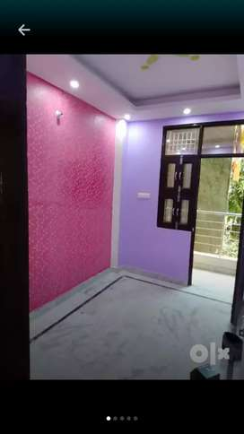 2bhk flat  for sale in new ashok nagar without loan facility