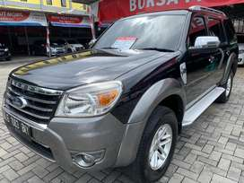 Ford Everest XLT Diesel Matic 2011