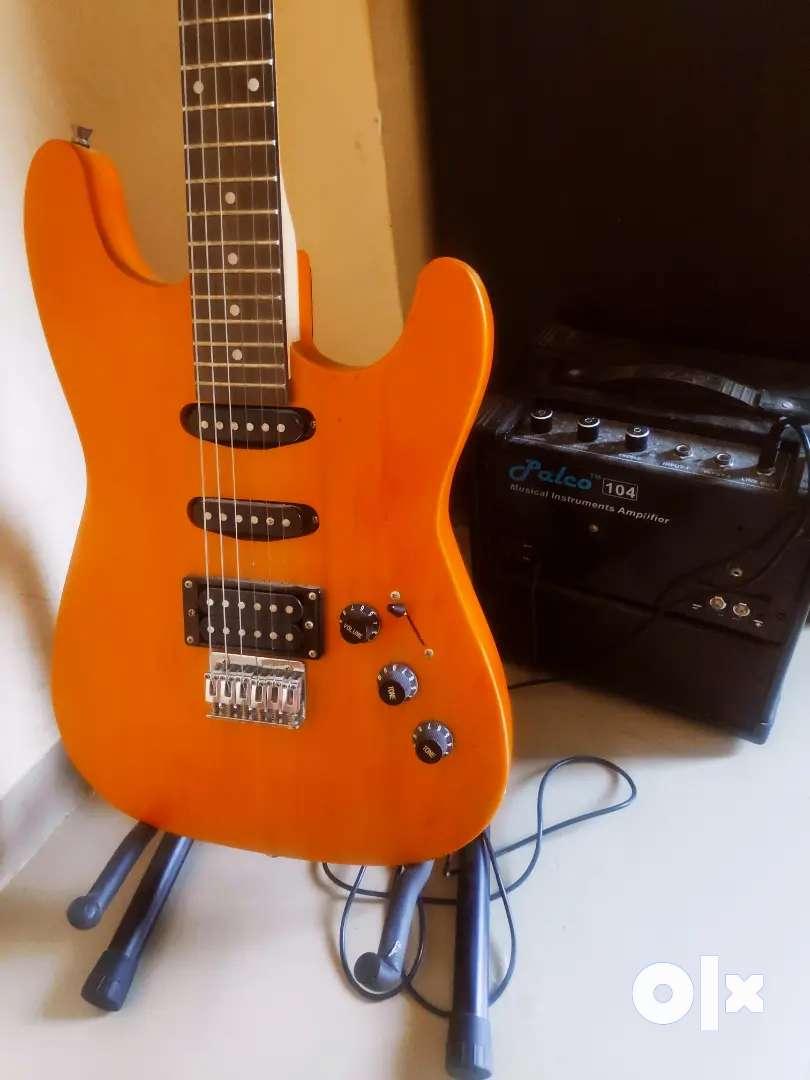 New Kadence Electric Guitar - Matte Brown - 21 Rosewood Frets HSS 0