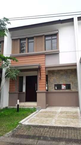 Rumah baru di Nusa loka bsd