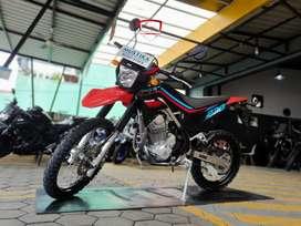 Obral Kawasaki KLX 230 pmk 2020 Hitam Murah Mustika Motor