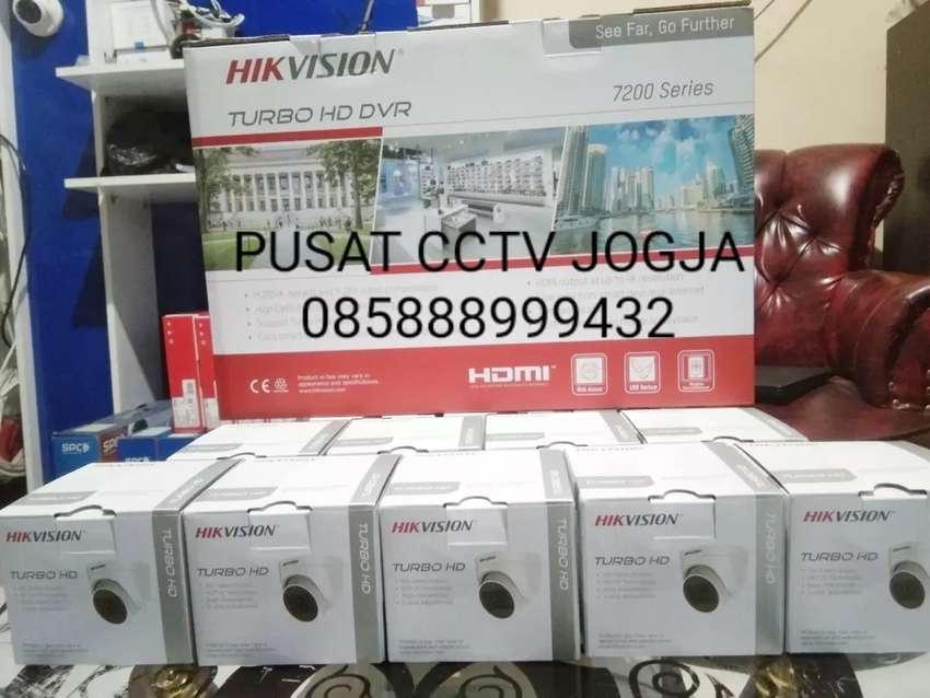 CCTV HIKVISION TURBO HD , CCTV KUALITAS NO 1 DIKELASNYA 0