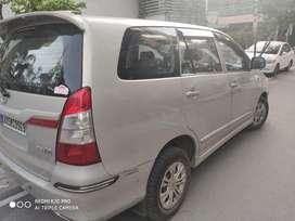 Toyota Innova 2.5 G BS IV 8 STR, 2016, Diesel