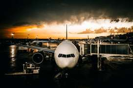 Apply for ground staff job in Airlines.
