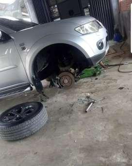 Bengkel Kaki kaki mobil eropa dan jepang