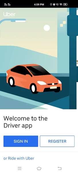 We Hiring for Uber bike taxi