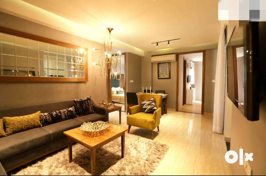 3bhk spacious flat for sale in zirakpur near airport road mohali city 0