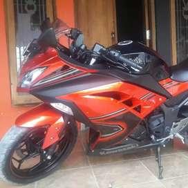 Ninja Fi250 abs SE 2014