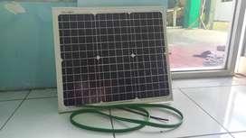 Solar Panel 30 WP Monocrystalline