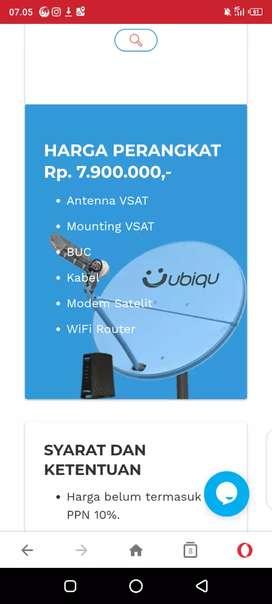 Wifi Ubiqu Sinyalku untuk seluruh pelosok negeri