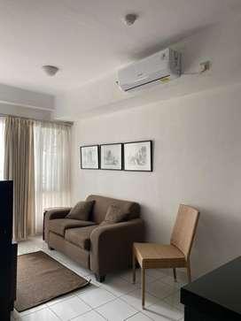 Sewa Apartemen Taman Rasuna 1 BR tower 18