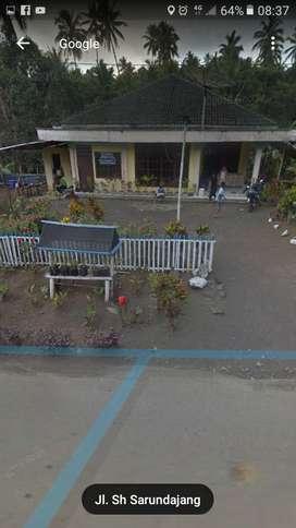 Rumah di jual pinggir jalan utama Bitung Apela.