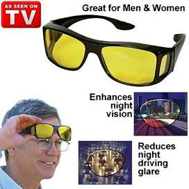 Night Vision Glasses Pack of 2