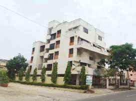 1 BHK Flat with covered car parking at prominent location in Kharadi.