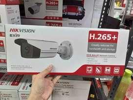 Paket Cctv 4 Camera Full HD 2MP 5MP Hikvision Dahua Terlengkap