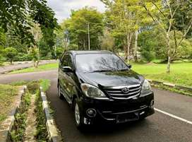 Avanza 1.5 S manual Super Istimewa