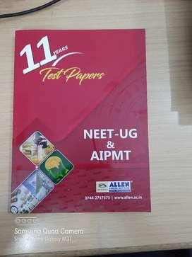 Neet UG and Aipmt Last 11years
