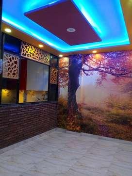 3bhk Builder Floor at perfect location wide balcony in Uttam Nagar