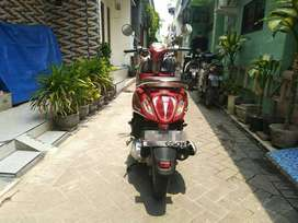 Scoopy 2016 mesin OK normal
