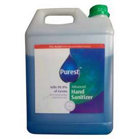 Sanitizer 5L WHO Recommended