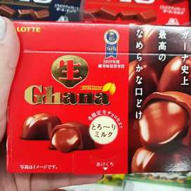 Variasi Coklat Japan