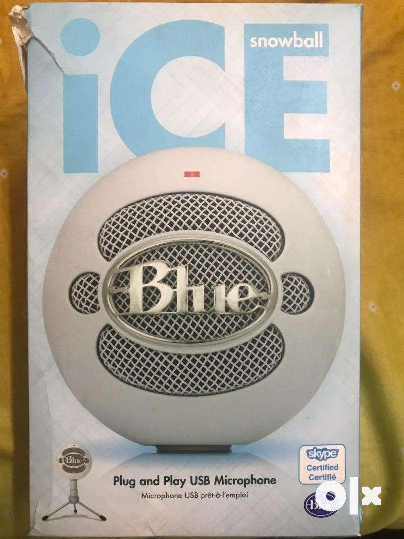 Blue Snowball Ice Microphone (URGENT) 0