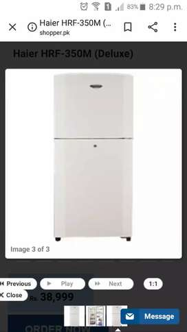 HAIER FRIDGE HRF-350 M