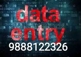 data entry job at home.just do simple Typing & get income