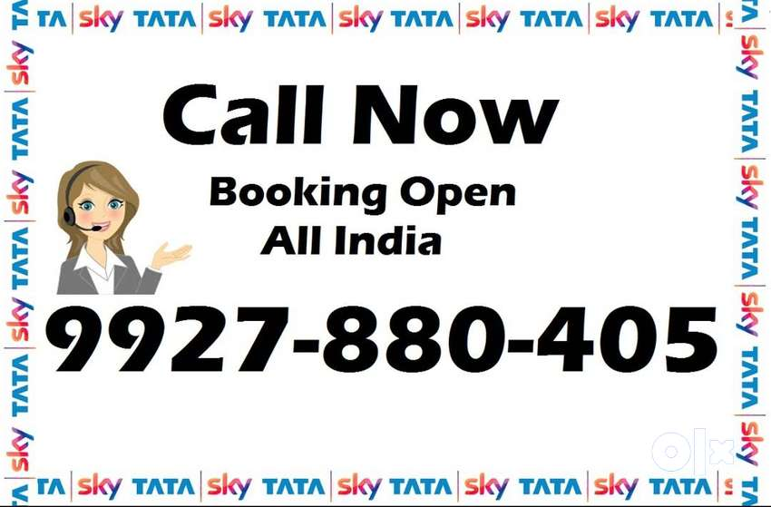 Tata # Sky - new Connection 0