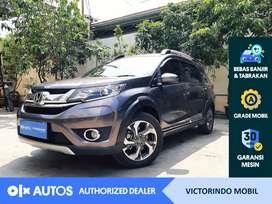 [OLXAutos] Honda BRV 2017 1.5 E CVT A/T Bensin Abu-abu #Victorindo