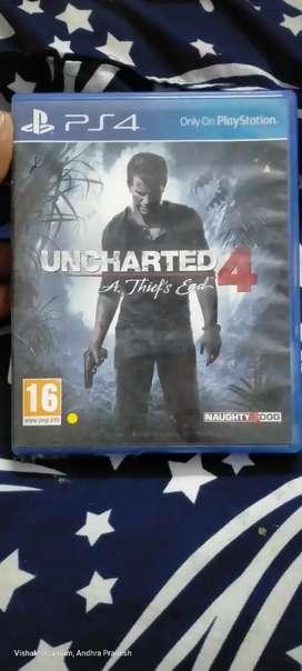 Cd uncharted 4