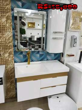 New  PCV Vanities for sale with remarkable prices