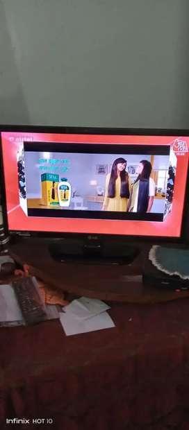 LG TV 22 inch, LED